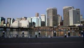 Süßer Hafen Australien Lizenzfreies Stockfoto