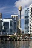 Süßer Hafen - Sydney - Australien lizenzfreie stockfotos