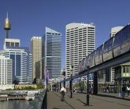 Süßer Hafen - Sydney - Australien stockbilder