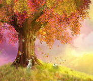 Süßer Herbst Stockfotografie