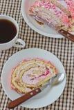 Süßer Kuchen lizenzfreies stockfoto