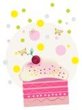 Süßer Kuchen Stockfotos