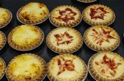 Süßer Kuchen an der Bäckerei lizenzfreie stockfotografie