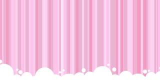 Süßer Muster-Hintergrund Stockbild