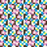 Süßer Muster-Vektor Stockbilder