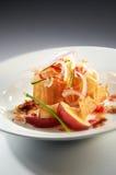 Süßer und saurer Salat Lizenzfreie Stockfotografie