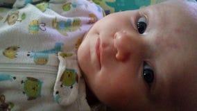 Süßes Baby stockfotos