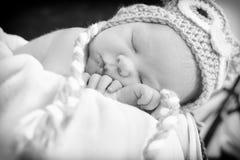 Süßes Babygesicht Stockfoto