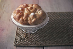 Süßes Brot, Kuchen Lizenzfreies Stockbild