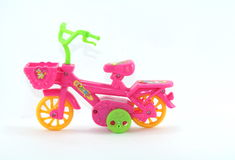 Süßes Fahrrad Lizenzfreies Stockfoto