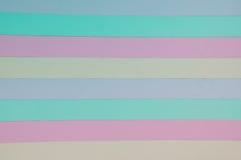 Süßes Farbplanken-Hintergrundmuster Lizenzfreie Stockfotos