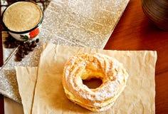 Süßes Frühstück Lizenzfreie Stockfotos