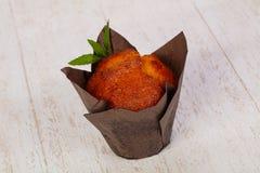 Süßes geschmackvolles Muffin stockbilder