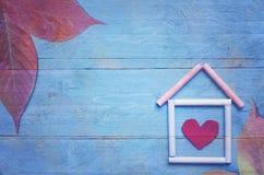 Süßes Haupthaus lizenzfreie stockbilder