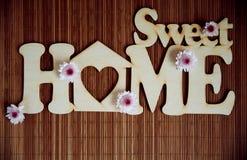 Süßes Hauptzeichen Stockbild
