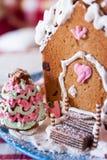 Süßes Haus Lizenzfreie Stockfotos