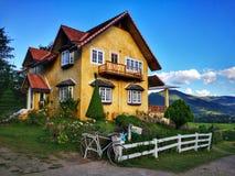 Süßes Haus Stockbilder