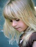 Süßes kleines Mädchen Stockbilder