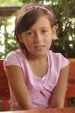 Süßes kleines Mädchen Stockbild