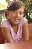 Süßes kleines Mädchen Lizenzfreies Stockfoto