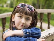 Süßes Mädchen Stockbild