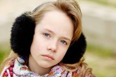 Süßes Mädchen Lizenzfreies Stockfoto
