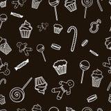 Süßes Muster Stockfotos