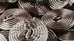 Süßes Süßholz Bio stock footage