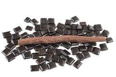 Süßholzsammlung Stockbilder