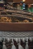 Süßholzwurzelstapel lizenzfreie stockfotos