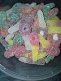 Süßigkeit lizenzfreie stockbilder