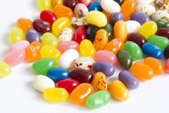 Süßigkeit färbte Lizenzfreie Stockfotos