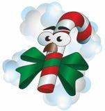 Süßigkeit Herrn Christmas stock abbildung