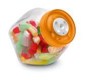 Süßigkeit im Kasten Lizenzfreies Stockbild