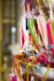 Süßigkeit im Speicher Stockfotografie