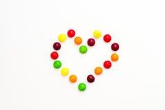 Süßigkeit-Inneres Stockbild
