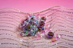 Süßigkeit ist eine Mischung von Kräutern Lizenzfreie Stockbilder