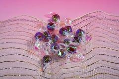 Süßigkeit ist eine Mischung von Kräutern Stockfotografie