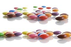 Süßigkeit reflektiert Stockfotos