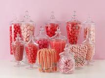 Süßigkeit-Schüsseln Lizenzfreie Stockbilder