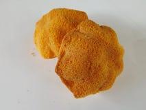 Süßigkeit thailändisch, gemacht vom Mehl Lizenzfreie Stockbilder