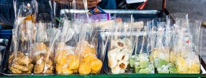 Süßigkeit von Thailand Stockfoto