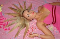 Süßigkeit-Welt 4 Lizenzfreies Stockfoto