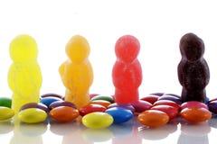 Süßigkeit-Welt Stockbilder