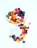 Süßigkeitcocktail? lizenzfreie stockbilder
