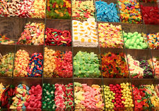 Süßigkeiten Stockfotos