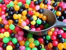 Süßigkeiten und Bonbons Stockbild