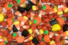 Süßigkeithintergrund. Lizenzfreies Stockfoto