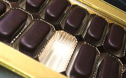 Süßigkeitkasten Stockfotografie
