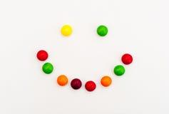 Süßigkeitlächeln Stockfoto